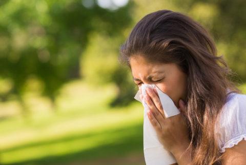 allergy scratch